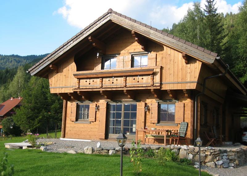 Holzhaus murau