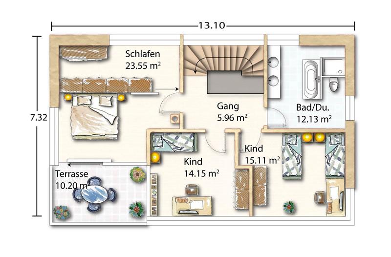 Rosskopf Holzhaus ohmden