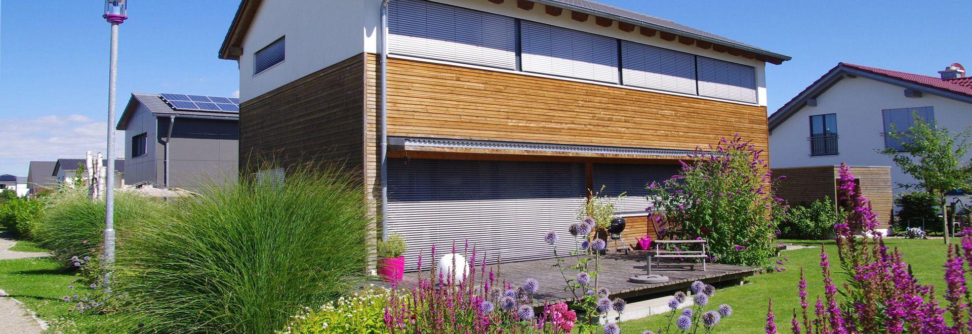 Holzhaus Rosskopf Naturlich Bauen Naturlich Leben
